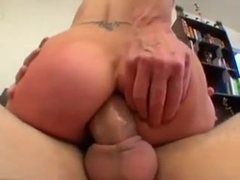 German-belgium Mother That Is Amateur Gets Assfucked