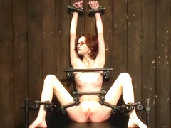 Godly Jay Taylor having a real BDSM experience