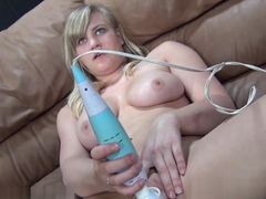 Best pornstar Roxy Lovette in Horny Blonde, College sex scene
