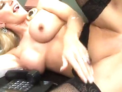 Hot mom sex video featuring Keiran Lee and Brittany Andrews