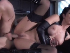 Nice busty latina maried female Isis Love making femdome lovers dreams come true