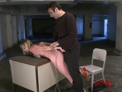 Exotic fetish xxx scene with hottest pornstar Adrianna Nicole from Dungeonsex