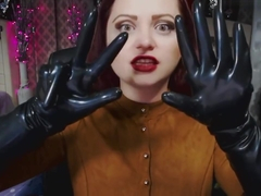 sph,countdown,gloves latex fetish