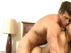 Horny sex movie Brunette craziest just for you
