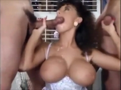 Sarah young hot cumshot compilation