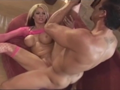 Big titted MILF Brooke Haven gets every single hole fucked