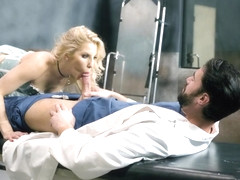 Ashley Fires & Charles Dera in Shes Crazy For Cock Part 1 - Brazzers