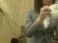 Amazing Japanese model Ayane Okura in Crazy Dildos/Toys, Gangbang JAV movie