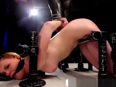 Marie Mccray Gets Tied And Tortured By Horny Slut