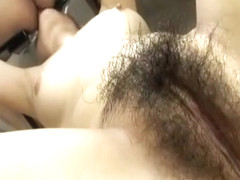 Adorable Asian bath cock massage!