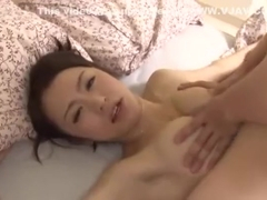 Horny Japanese girl Kaede Niyama in Hottest Ass, Big Tits JAV video