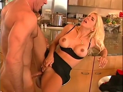 Amazing pornstar Sabrina Love-Cox in best blonde, cunnilingus adult movie