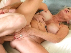 Leah L'amour Does It Again - Leah L'amour And Tony Rubino - 60PlusMilfs