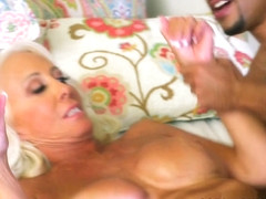 A Big, Black Cock Makes Madison Very Happy - Madison Milstar And King Noire - 60PlusMilfs