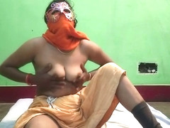 Desi indian wife having hardcore sex with hubby