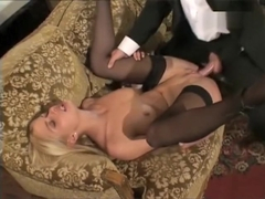 Dressed to fuck in luxus (Julie Silver)
