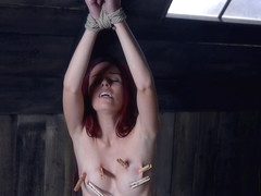 Susana Melo & Dominica Phoenix in Bdsm Fantasies - The Hidden Shed You Won't Escape, Part 1 - KINK