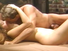 Vintage Porn With Muscle Guy Getting His Cock Blown