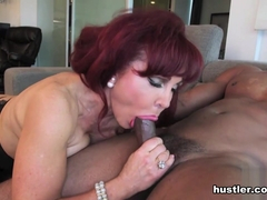 Sexy Vanessa in MILF's Like It Black 2 Sexy - Hustler