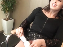 Best Japanese model in Horny Solo, Masturbation JAV movie