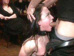 Princess Donna Dolore, Mr. Pete and Cheyenne Jewel in startling bdsm group porn