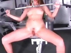 Gorgeous Solo Girl (shae snow) Use Freak Things As Sex Toys vid-27