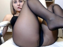 webcam pantyhose butty