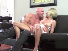 PornStar Booty Calls!! Riley Evans Booty Call with Johnny Sins