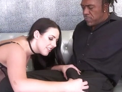 Jules Jordan - Angela White Takes Dredd's Huge BBC In Her Backdoor