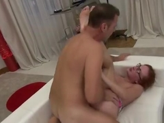 Kinky Bitch Eva Berger Gets Anal Pumped Hard By Huge Cock