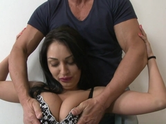 Crazy pornstars Rosalina Love, Christophe Clark in Amazing Pornstars, Big Tits xxx movie