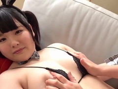 Teen Beautiful Japanese Chubby With Big Breasts And A Giant Butt - JAV BBW