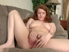 KarupsHA - Cute Abbey Rain Masturbating