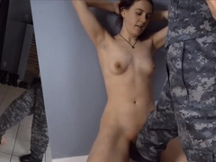 Master beats and torments His slave's tits and pussy part 2