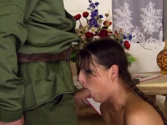 Sexy Agata is fucking with her handsome man