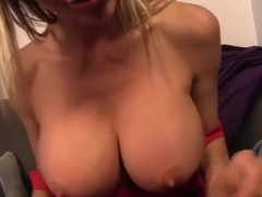Amazing porn video Blonde hot will enslaves your mind