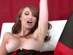 Hottest pornstar Kendra James in Crazy MILF, Lesbian adult movie