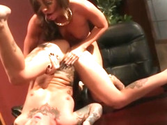 YouPorn - wicked-kleio-valentien-gets-her-clit-sucked
