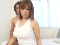 Amazing Japanese model Ramu Hoshino in Crazy JAV clip