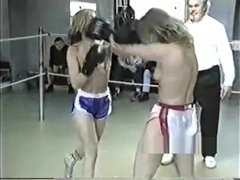 euro topless boxing
