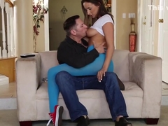 daddy loves my big tits scene 2