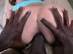 Maddy Oreilly Is Handled By Big Black Cock