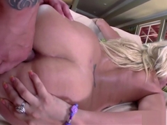 Layla Price tries anal