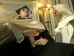 Two Nuns and a Priest