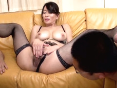 Horny sex scene MILF try to watch for , check it