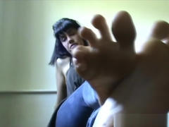 Giantess Poppy Ballet Shoes