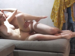 Young Libertines - Bloom Lambie Teeny fuck and creamy reward