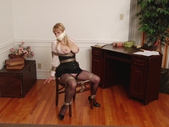 Lorelei Mission: Desperate Captive LadyBoss Regrets Firing Him - Part 2