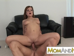 next door Mom nymph Honey B