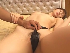 Best Japanese slut Leila Aisaki in Horny Blowjob, Fetish JAV clip